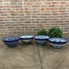 Load image into Gallery viewer, Blue Phlox Nesting Bowl 6.5""