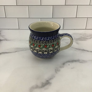 Emerald Bubble Mug 12 oz