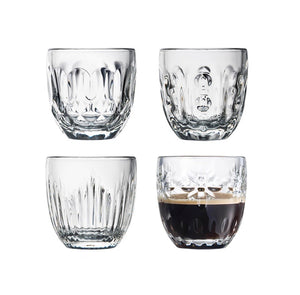 Troquet Espresso Set of 4
