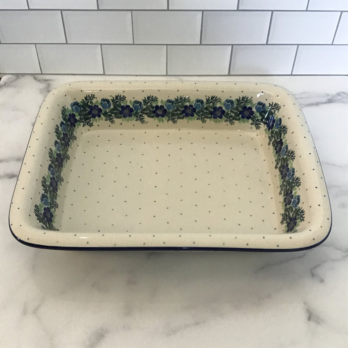 Spring Meadow Lasagna Pan