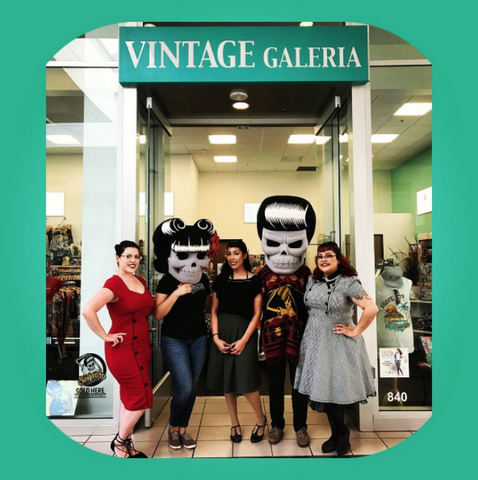 Cinco de Mayo! Suavecito and Suavecita at Vintage Galeria