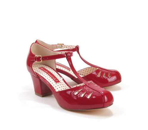 Robbie Red Patent