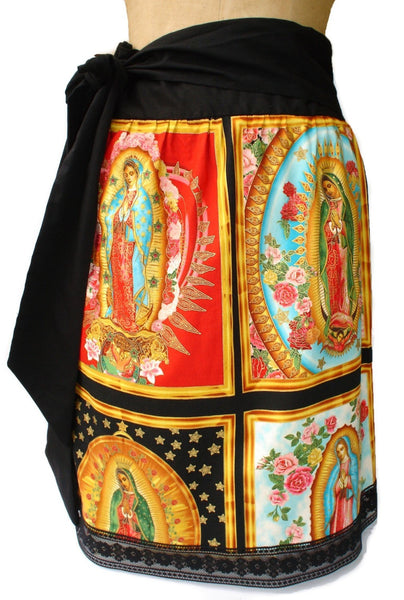 """Twist-Her"" Guadalupe Skirt"