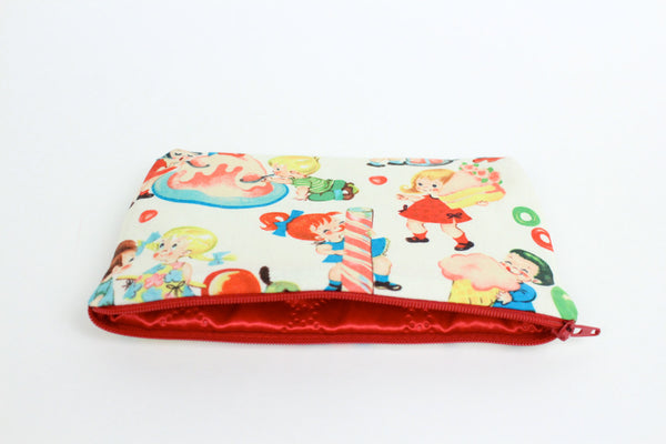 Kids and Candy Wallet