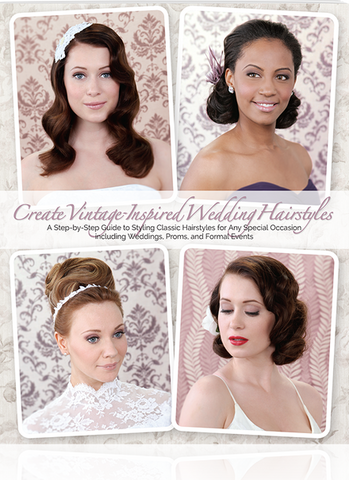 Vintage-Inspired Wedding Hairstyles Book