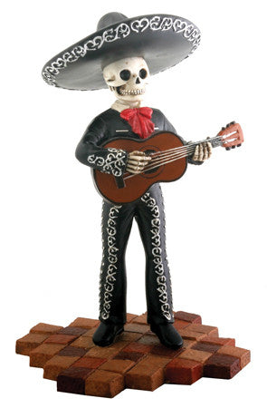 Mariachi Band Guitar - Black 2