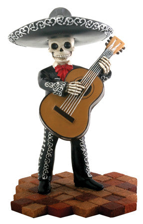 Mariachi Band Bassist - Black