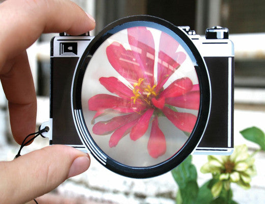 66mm Camera Fresnel Bookmark