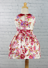Load image into Gallery viewer, Girl's Floral Dress