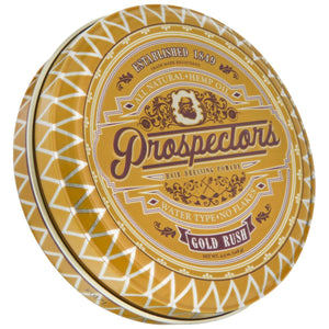Prospectors Gold Rush Pomade, front