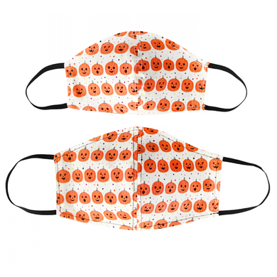 Halloween Pumpkins Face Masks