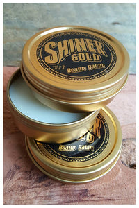 Shiner Gold Beard Balms