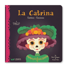 Load image into Gallery viewer, La Catrina: Emotions / Emociones