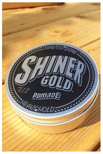 Load image into Gallery viewer, Shiner Gold Heavy Hold Pomade