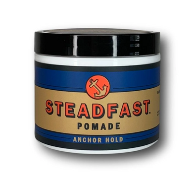 Anchor Hold Steadfast Pomade, front