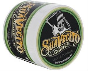 Suavecito Matte Pomade Front View