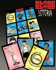 Blood In Blood Out Loteria by Ruthlezz Society