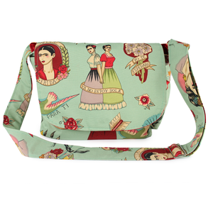 Frida messenger bag