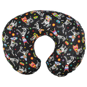 Day of the Dead Dogs Boppy Nursing Pillow Covers - Baby Bedding
