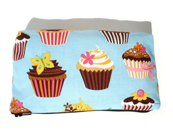 Blue Cupcakes Wallet