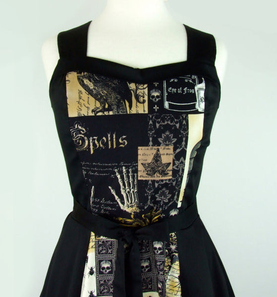 Nevermore Full Length Dress