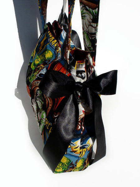 Hollywood Monsters Bow Purse