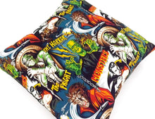 Load image into Gallery viewer, Hollywood Monsters Pillow Cover