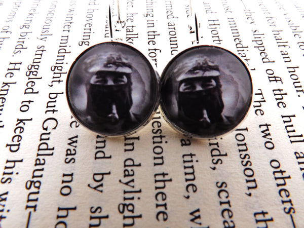Zapatistas Subcomandante Marcos Earrings