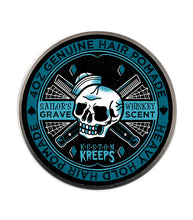 Load image into Gallery viewer, Kustom Kreeps Sailor's Grave Pomade, front