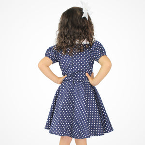 I Love Lucy Inspired Dress