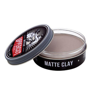 Uppercut Deluxe Matte Clay, open lid
