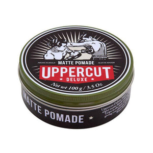 Uppercut Deluxe Matt Pomade, top