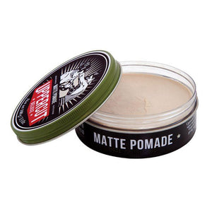 Uppercut Deluxe Matt Pomade, open lid