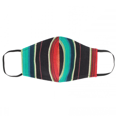 Serape Face Mask With Filter Pocket