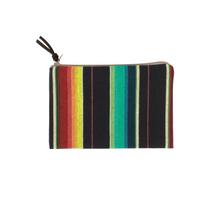 Load image into Gallery viewer, Serape Pouch / Wallet / Make-up Bag