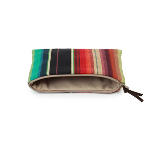 Serape Pouch / Wallet / Make-up Bag