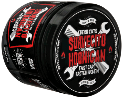 Suavecito X Hoonigan Firme (Strong) Hold Pomade 4 oz