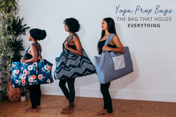 Why You Need an Extra Large Yoga Prop Bag