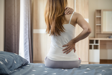 Back Pain Relief with Yoga