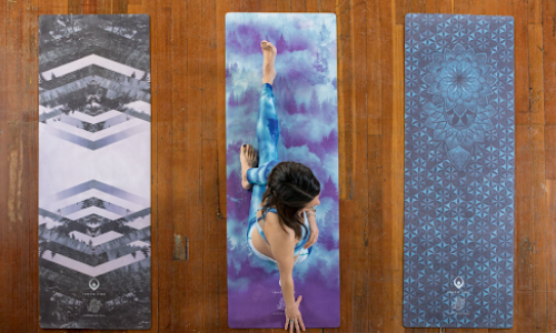 Supported Soul Biodegradable Yoga Mats