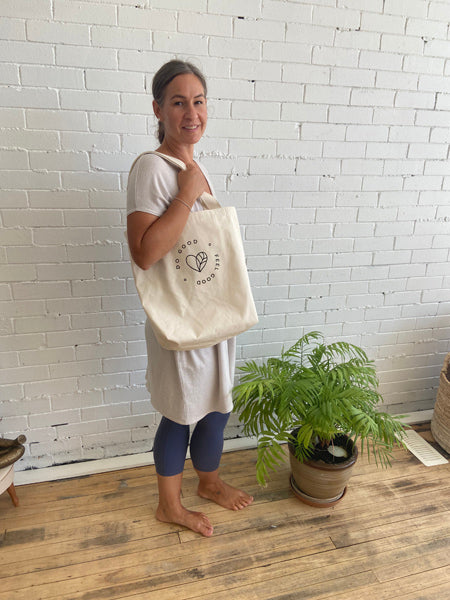 Everyday Canvas Tote Bag