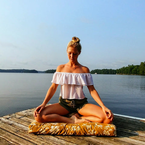 Sit Set Meditation Accessory