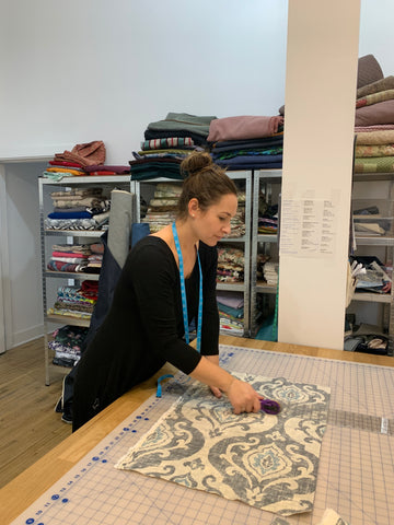 Working at the Love My Mat Workshop in the best yoga jumpsuit