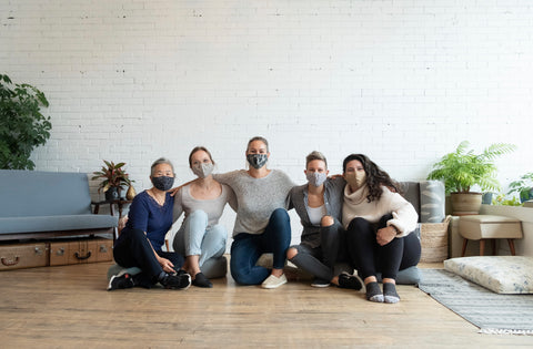 Women-led small business making yoga props sustainably