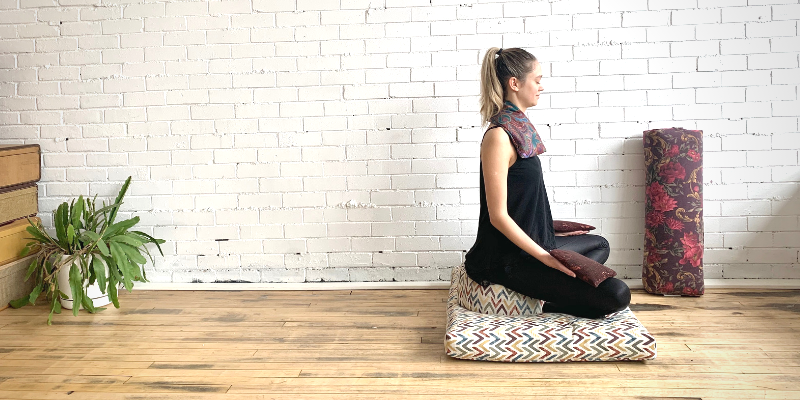 Sustainable Meditation Props made in Canada