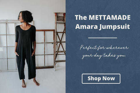 Shop Mettamade Jumpsuit - Love My Mat