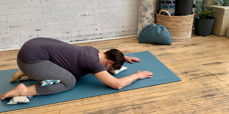 Cushions for yoga and knee pain