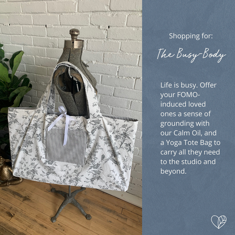 Love My Mat Holiday Gift Guide - Busy Body