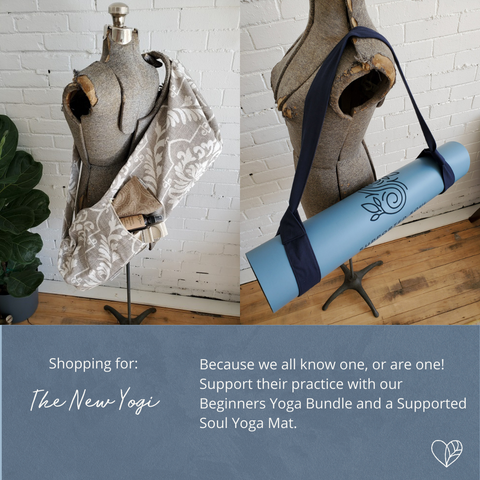 Love My Mat - Gifts for the New Yogi