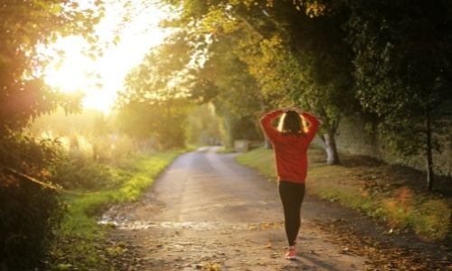Walking for Self Care